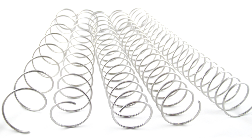 Production Of Spiral Springs For Vending Machines Lecco